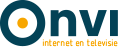 Logo Onvi, glasvezel provider