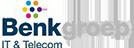Logo Benk Groep, zakelijke glasvezel provider