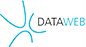 Logo DataWeb, zakelijke glasvezel provider