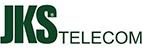Logo JKS Telecom, zakelijke glasvezel provider