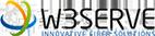 Logo W3Serve, zakelijke glasvezel provider