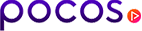 Logo Pocos, zakelijke glasvezel provider