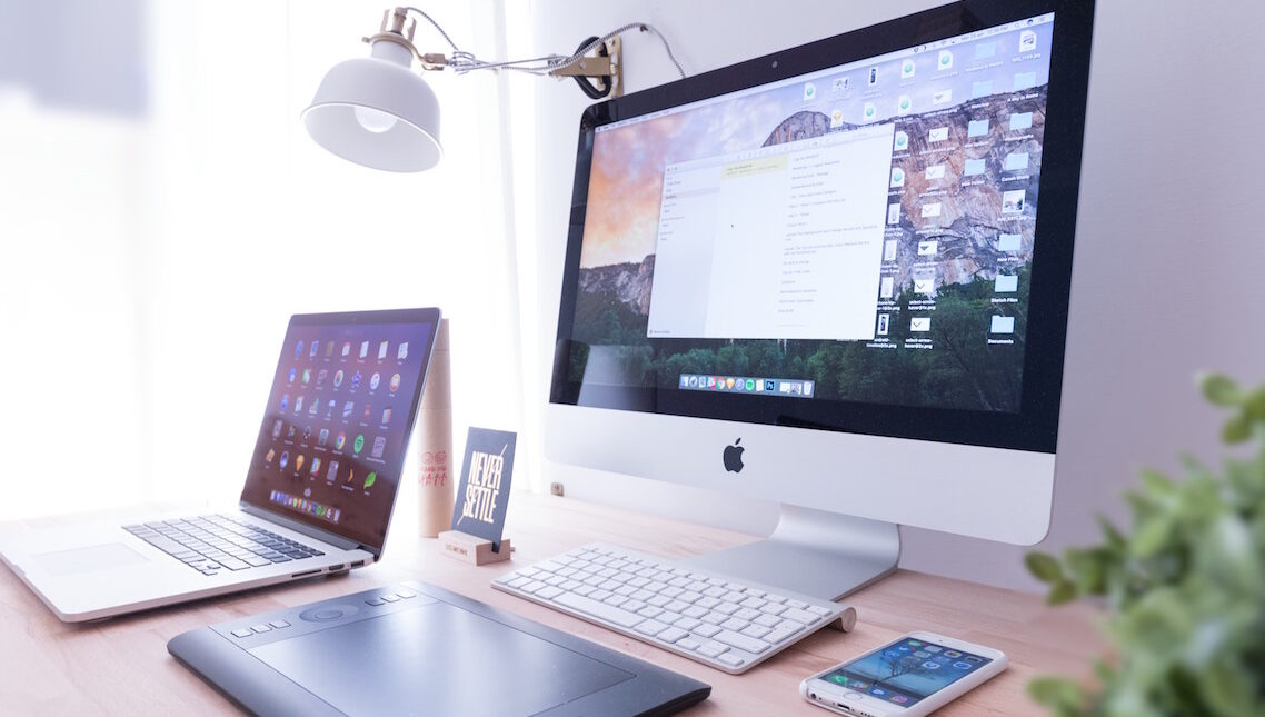 Meerdere computer schermen