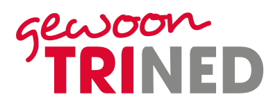 Glasvezel provider Trined logo